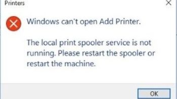 Print Spooler Keeps Stopping – How to Fix?