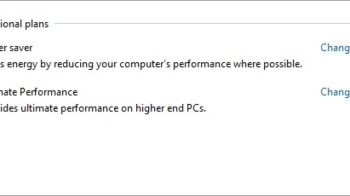 How to Enable the Ultimate Performance Power Plan on Windows 10