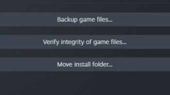 How to Verify Integrity of Game Files