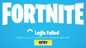 Unable to Connect to Fortnite Servers – How to Fix